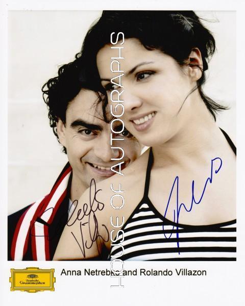 Netrebko Anna & Villazon Rolando