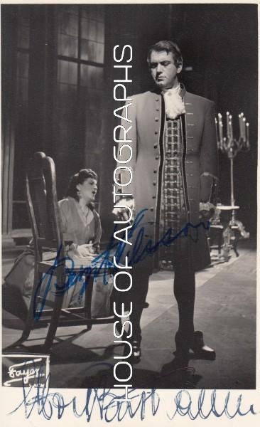 Bastianini Ettore & Nilsson Birgit