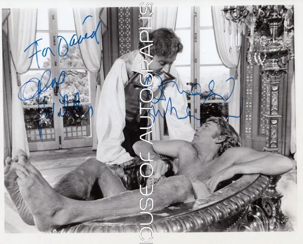Sutherland Donald & Wilder Gene
