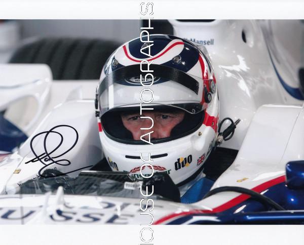 Mansell Nigel