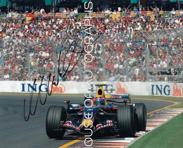 Webber Mark