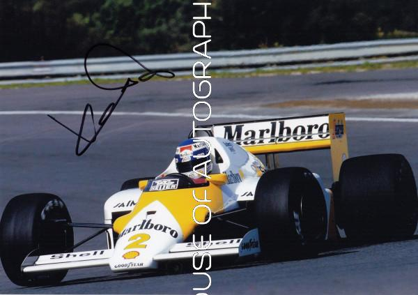 Rosberg Keke