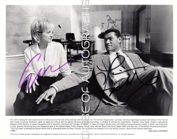 Barkin Ellen & Fishburne Laurence