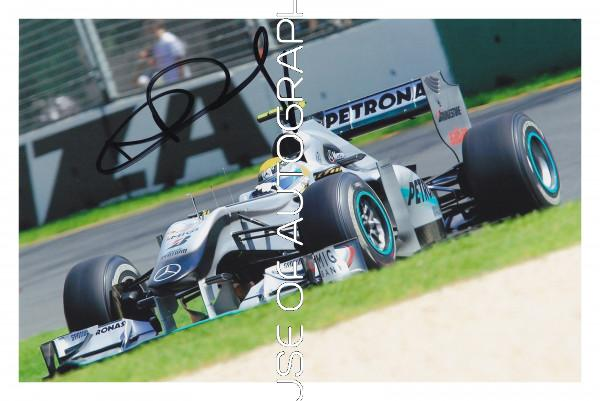 Rosberg Nico