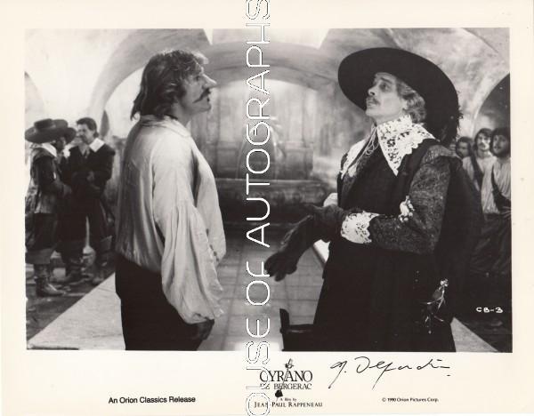 Depardieu Gerard