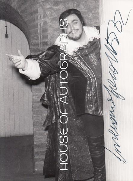 Pavarotti Luciano & Corelli Franco