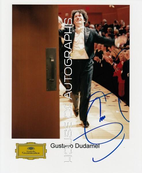 Dudamel Gustavo