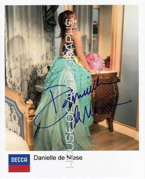 de Niese Danielle