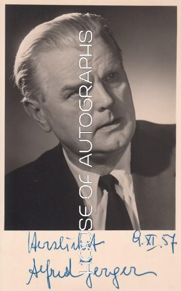 Jerger Alfred