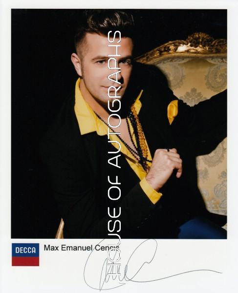Cencic Max Emanuel