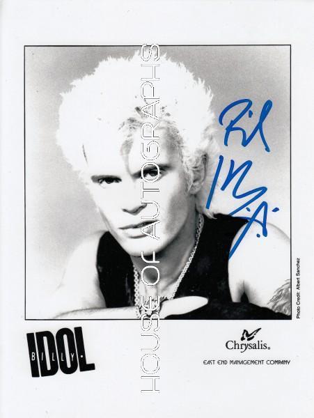 Idol Billy