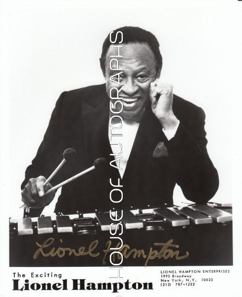 Hampton Lionel