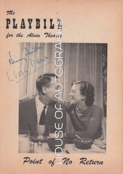 Dana Leora & Fonda Henry