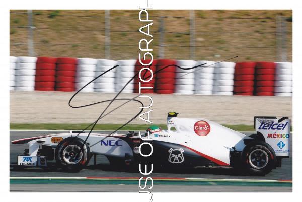 Perez Sergio