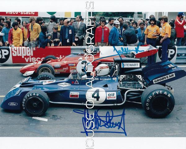 Ickx Jacky & Stewart Jackie