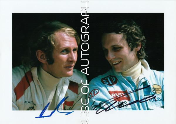 Lauda Niki & Marko Helmut